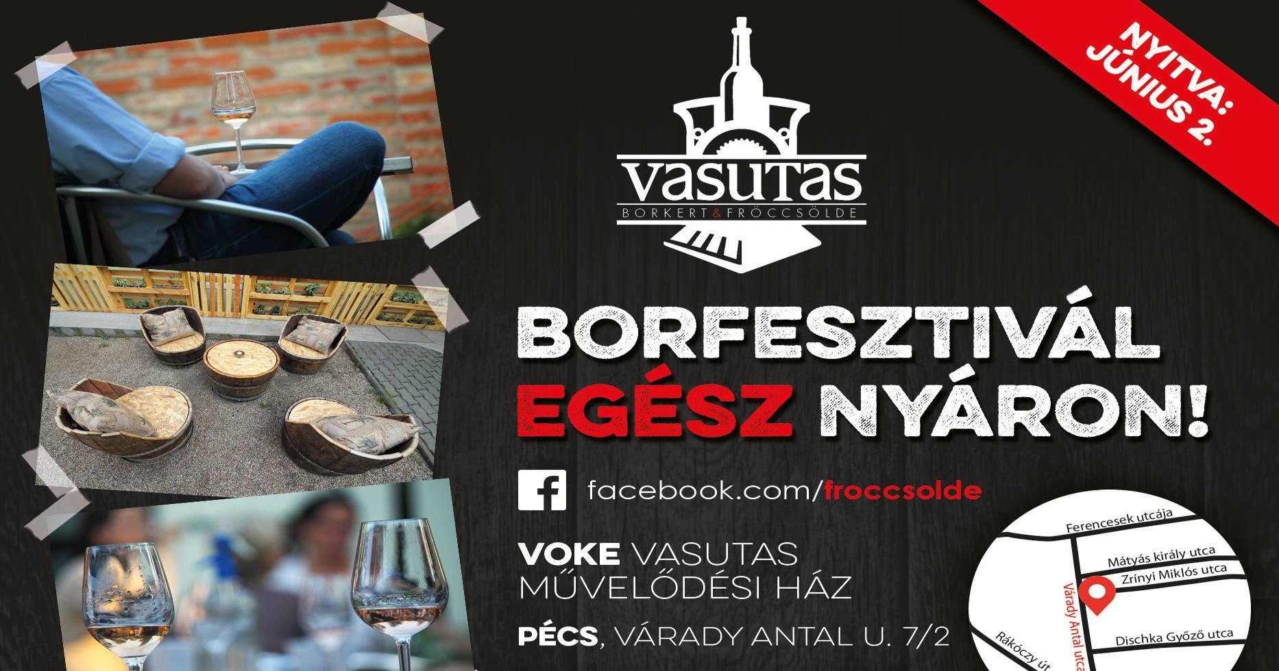 Vasutas Borkert és Fröcsölde