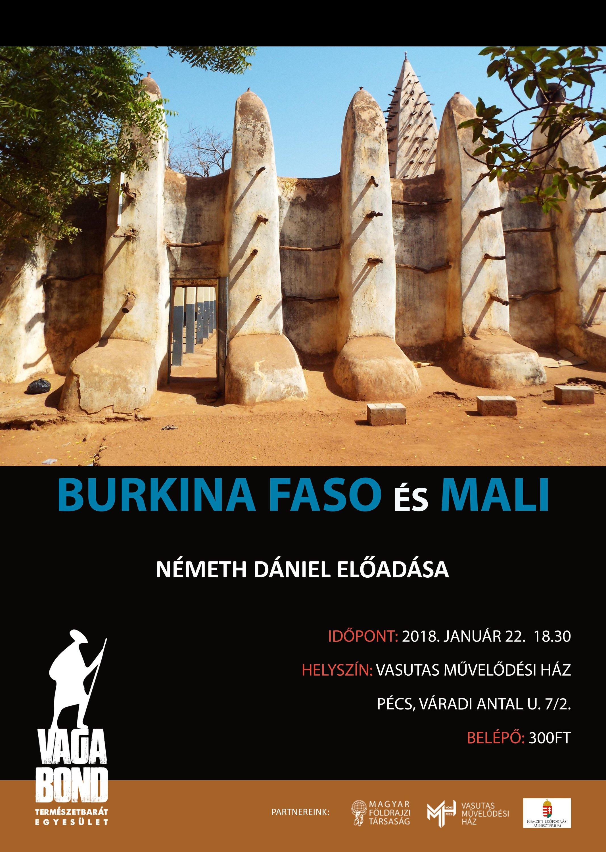Vagabond Természetbarát Egyesület: Burkina Faso és Mali