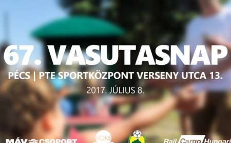 67. Vasutasnap Pécs 2017
