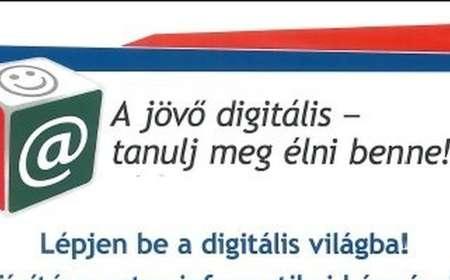 Ingyenes Informatikai Képzések! - Digitális szakadék csökkentése