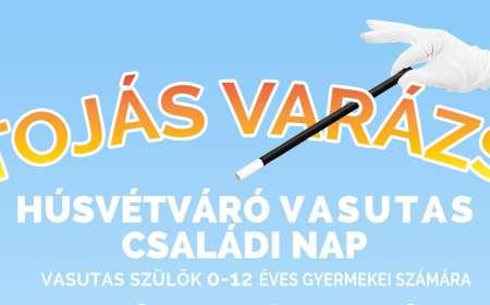 """""""Tojás Varázs"""" Húsvétváró Vasutas Családi Nap 2017"""